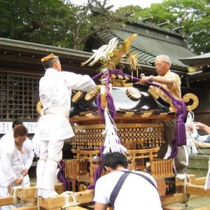 バーチャル版石岡まつりー奉祝祭