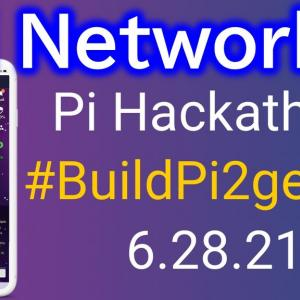 Pi network Pi2Dayから8月10日までパイハッカソンを開催!Pi実装アプリ開発を加速!キーワードは#BuildPi2gether