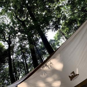 手賀沼でのデイキャンプのお話。