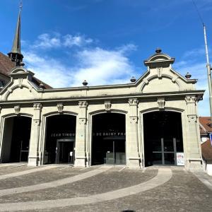 🇨🇭廃材再利用の天才!Espace Jean Tinguely – Niki de Saint Phalle(ティンゲリー&ニキ美術館)