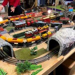 🇨🇭超電車オタクマダムが付きっきり!「Fondation Suisse des Trains Miniatures(ミニチュア電車博物館)」