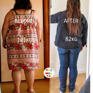 マイナス30キロの大幅減量に成功して体に起きたポジティブな変化【体験談】