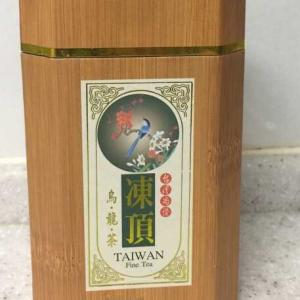 水出し台湾茶(凍頂烏龍茶)