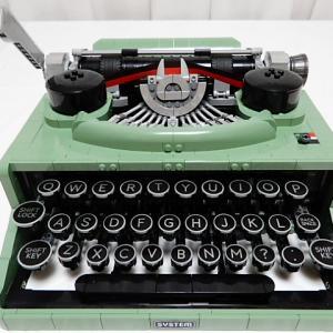 LEGO 21327 アイデア タイプライター ⑧~⑪ 完成