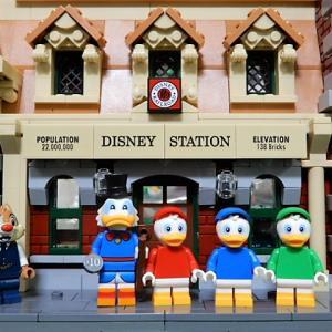 LEGO 71024 スクルージ・ヒューイ・デューイ・ルーイ