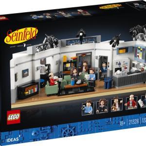 LEGO 21328 アイデア となりのサインフェルド ⑤~⑨ 完成