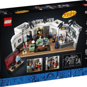 LEGO 21328 アイデア となりのサインフェルド ①~④