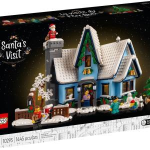 LEGO 10293 サンタがやってくる