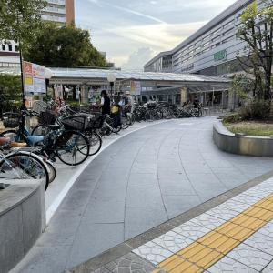 寝屋川市駅東口に駐輪場が新たに登場。駐輪後60分は無料で中央図書館利用者には駐輪サービス券が発行される!