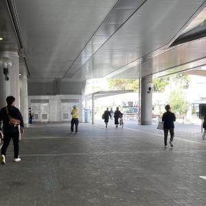 寝屋川市駅東口にある駐輪場が29日から31日まで封鎖される予定。その場所で何かイベントが開催されるため