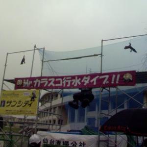 東北 2-8 西武@宮城(05/8/12) 4連敗