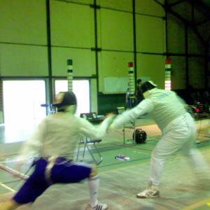 全国国公立大学フェンシング選手権最終日(05/8/13)