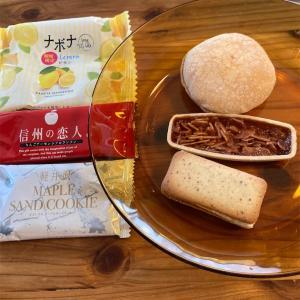 甘くない習い事と軽井沢メープルサンドクッキー
