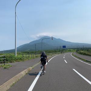 トレ日記(7/12-18):利尻富士登山と利尻島一周サイクリング