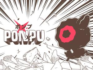 Purpletreeが制作したインディーゲーム!PONPU ポンプ
