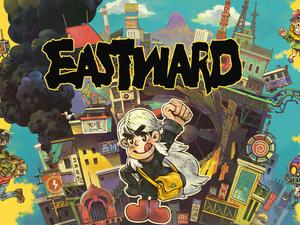 繊細なピクセルアートが描く心温まる2人の冒険! Eastward(イーストワード)