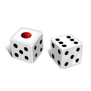 さいころの六回投げた時の期待値をC++で計算する。