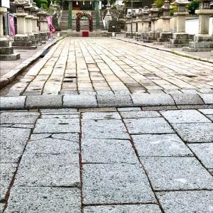 日本最初の天神様 防府天満宮は花満開