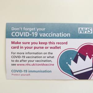【2回目 コロナワクチン流れ・副反応】ファイザーのワクチンを打ってきました