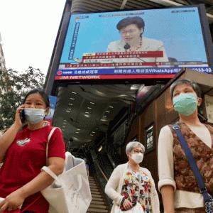 香港の選挙制度改革、事実上の民主派排除