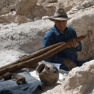 エジプトで発掘された「失われた黄金の都市」