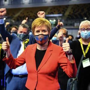 スコットランドの分離独立問題