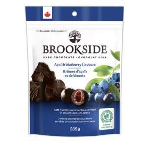 健康・美容を気にするあなたへおすすめ!スーパーフルーツを使ったBROOKSIDE DARKCHOCOLATE