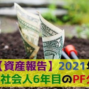 【番外編】資産報告:2021/5