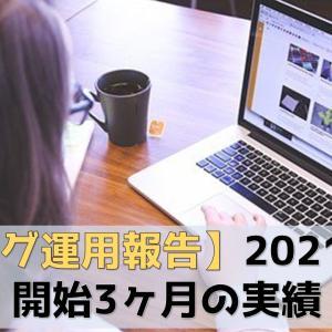 【番外編】ブログ運用報告:2021/5