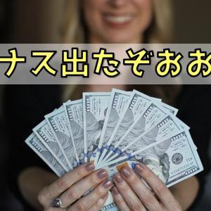 【番外編】ボーナス発表!!社会人6年目(夏)