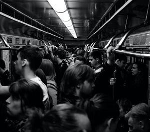 電車にのって大学に行く時に気を付けること