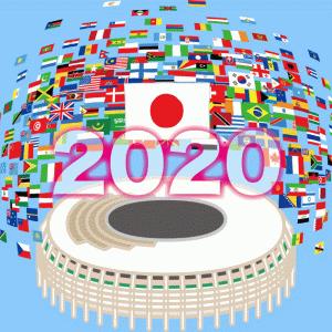開会式が開催!始まった東京2020オリンピック!がんばれニッポン!