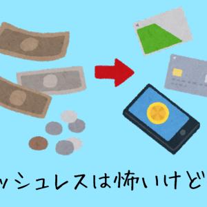 キャッシュレス時代に突然カードが使えなくなって現金を使うようになったら
