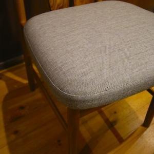 椅子の補修