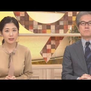 NHK桑子真帆アナウンサー①
