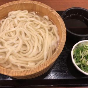【再訪・丸亀製麺】厳密にいうと半額以上の割引!?