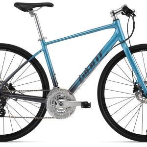 2021モデル油圧クロスバイクを独断と偏見で。GIANT編