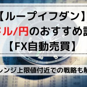 【ループイフダン】豪ドル/円のおすすめ設定【FX自動売買】