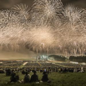 9月4日開催準備中! 北海道モエレ沼芸術花火 開催情報を徹底解説します!