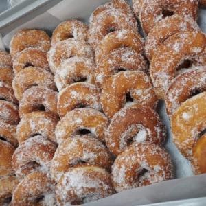 MUNKKI :フィンランドのドーナッツ? 揚げパン?