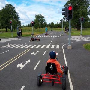 子どものための交通公園