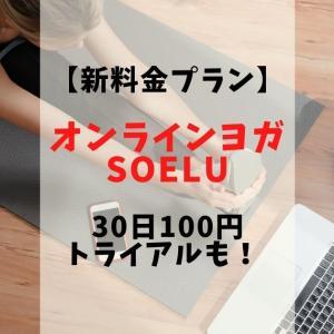 オンラインヨガSOELU(ソエル)新料金プランを紹介!レッスン内容も紹介