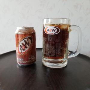 ルートビアで乾杯