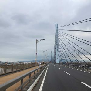 放浪の旅70日目 大阪→姫路(兵庫)