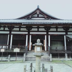 東大寺法華堂 不空羂索観音像、四天王像等