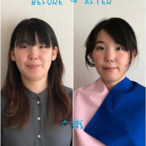 【BEFORE→AFTER】〜可能性は∞
