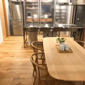 木の家のキッチンを決めてきた。キッチンを選ぶ基準。