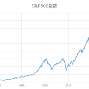 バブルなのか?S&P500指数が初の4000越え【雑記】
