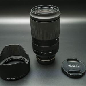 【レビュー】タムロン 70-180mm F/2.8 Di III VXDとα1で撮った写真など