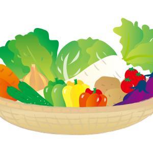 筋肉を作るなら野菜は必須!